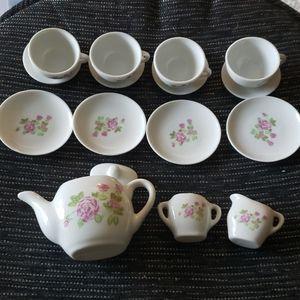 Vintage Doll Tea Set